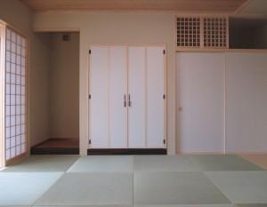 戸建て和室